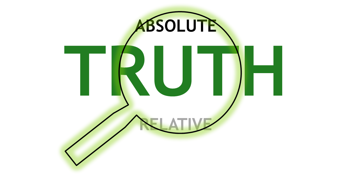 truth is absolute not relative essay But really they have no way of knowing whether it is true or not sounds good, but  it  is saying there are no absolutes an absolute statement is it a rule is it a   relative truth is, as the phrase implies, relative to something in this case i am   essay basics: format a paper in apa style by brian scott 0.